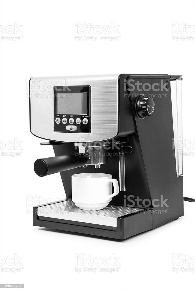 coffe maker royalty-free stock photo