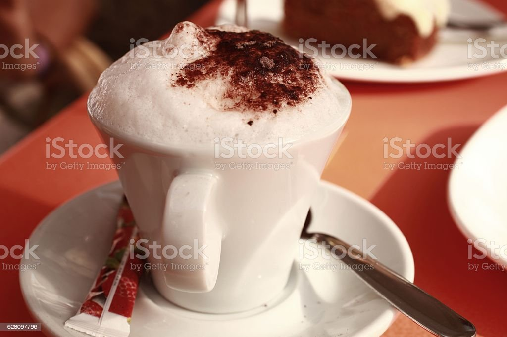 coffe stock photo