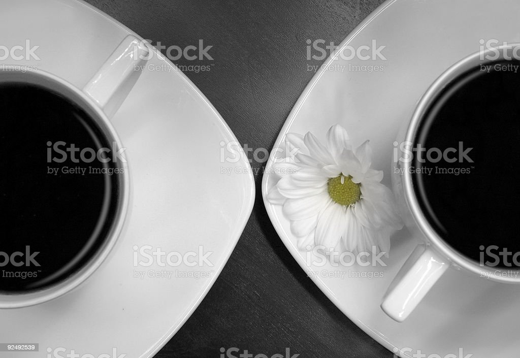 coffe time royalty-free stock photo