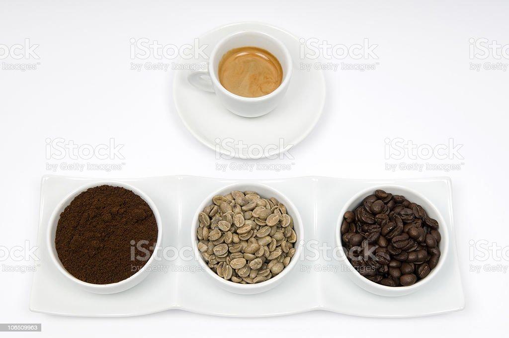 Coffee  1+3 Times stock photo