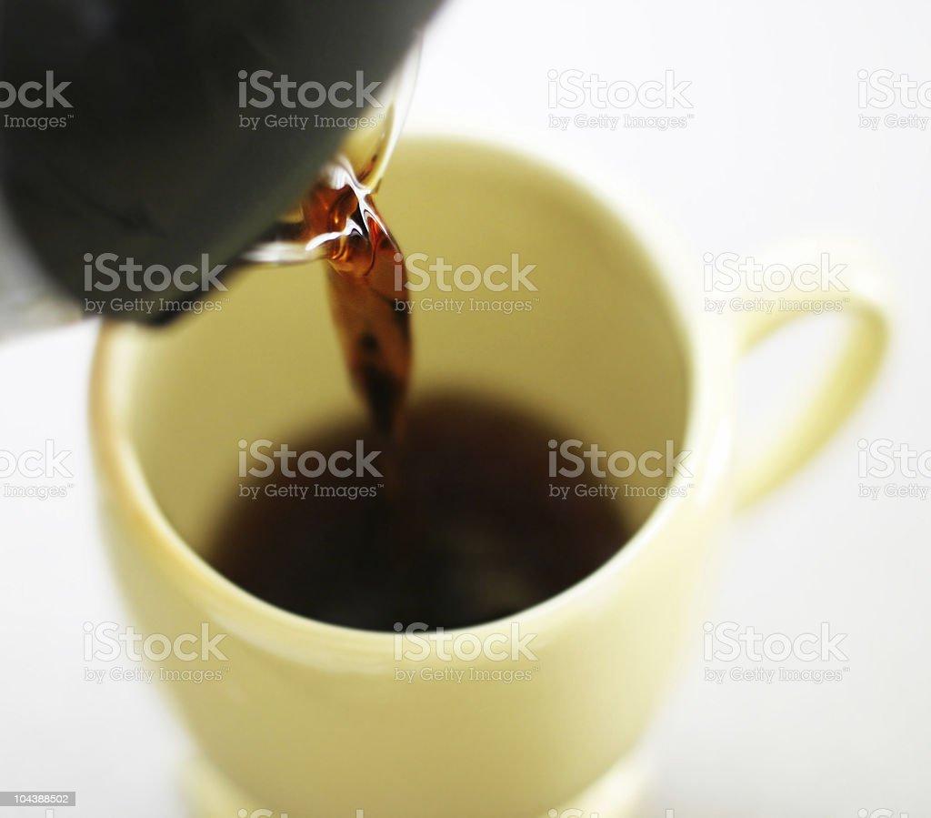 Coffee anyone? royalty-free stock photo