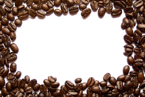 Coffee Bean Border ~ Coffee bean border pictures images and stock photos istock