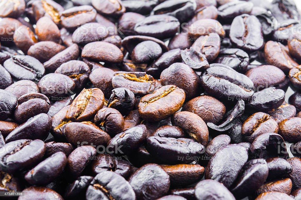 Kaffee bean Lizenzfreies stock-foto