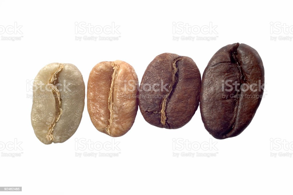 Coffee Bean Roast royalty-free stock photo