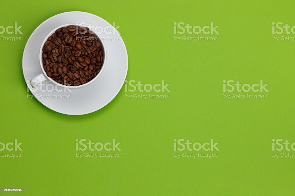 Coffee Bean's stock photo