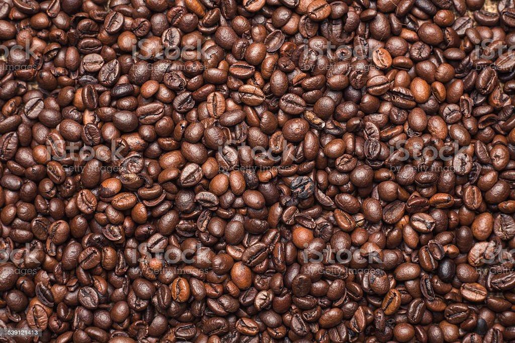 Coffee beans. stock photo