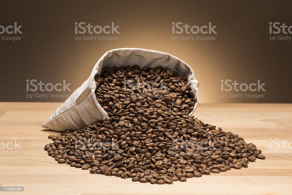 coffee beans still life royalty-free stock photo