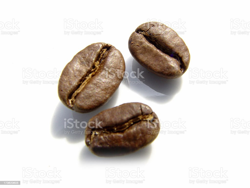 coffee beans v1 royalty-free stock photo