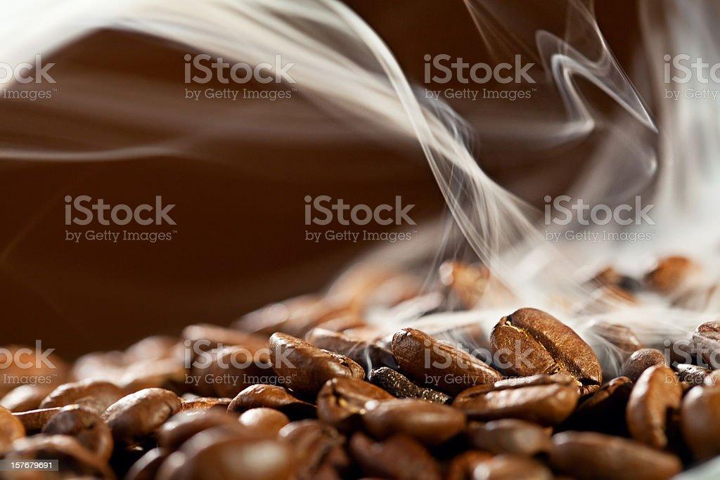 Coffee beans. XXXL stock photo