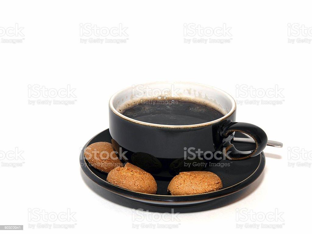 Coffee Black royalty-free stock photo