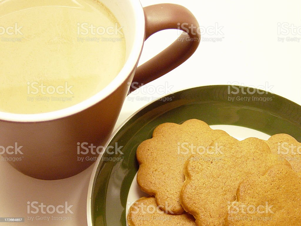 coffee break 2 royalty-free stock photo