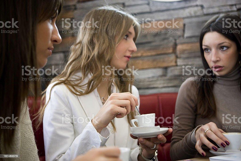 Coffee break royalty-free stock photo