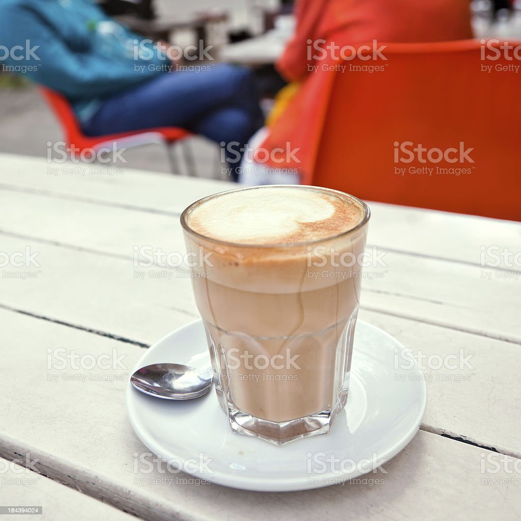Coffee Break stock photo
