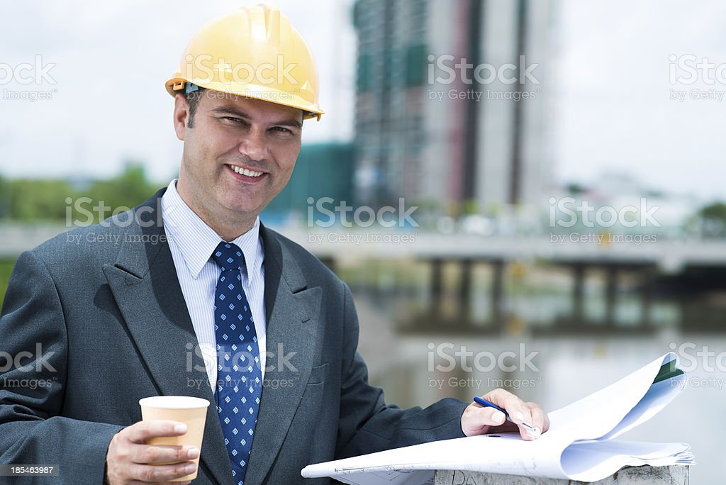 Coffee Break royalty-free stock photo