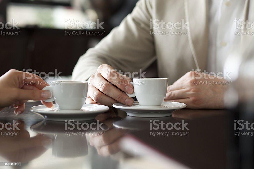 Coffee Break stock photo