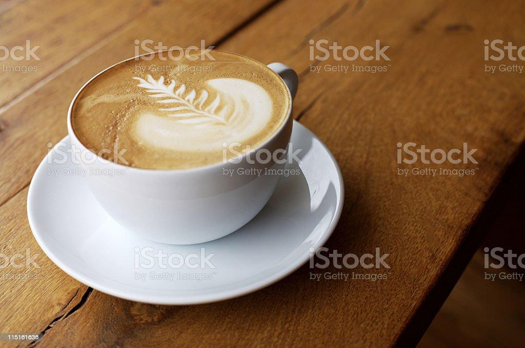 coffee cafe espresso latte royalty-free stock photo