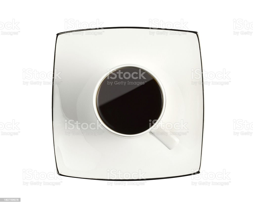 Coffee +Clipping Path (Click for more) royalty-free stock photo