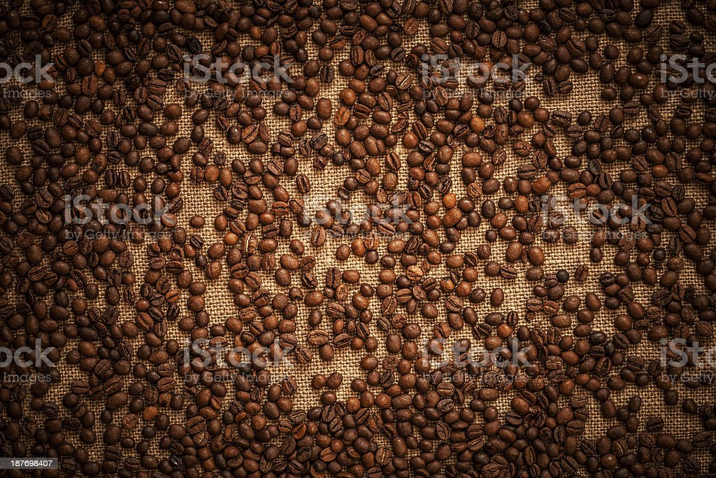 Coffee close up. royalty-free stock photo