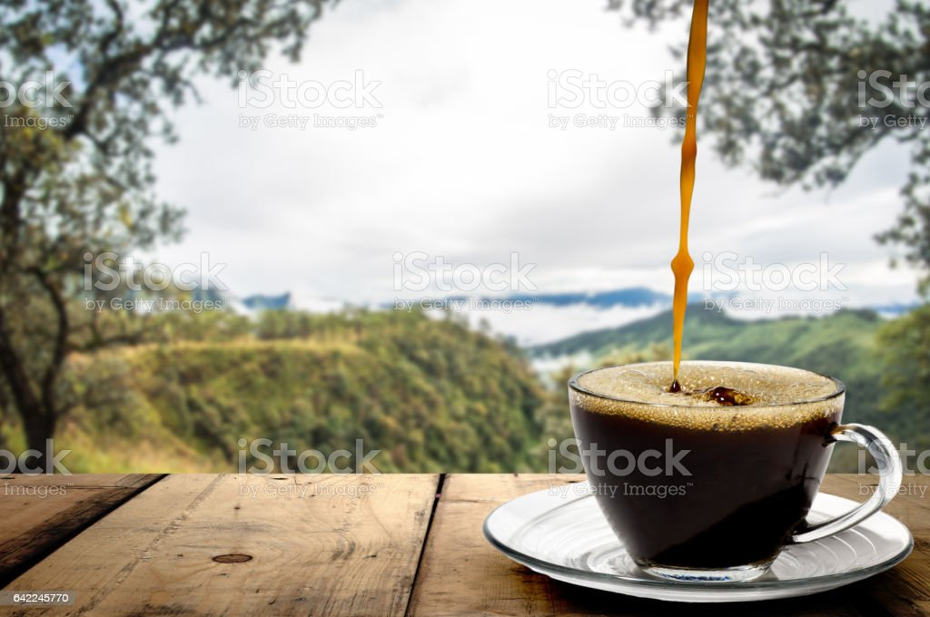 Coffee. Coffee Espresso. Cup Of Coffee stock photo