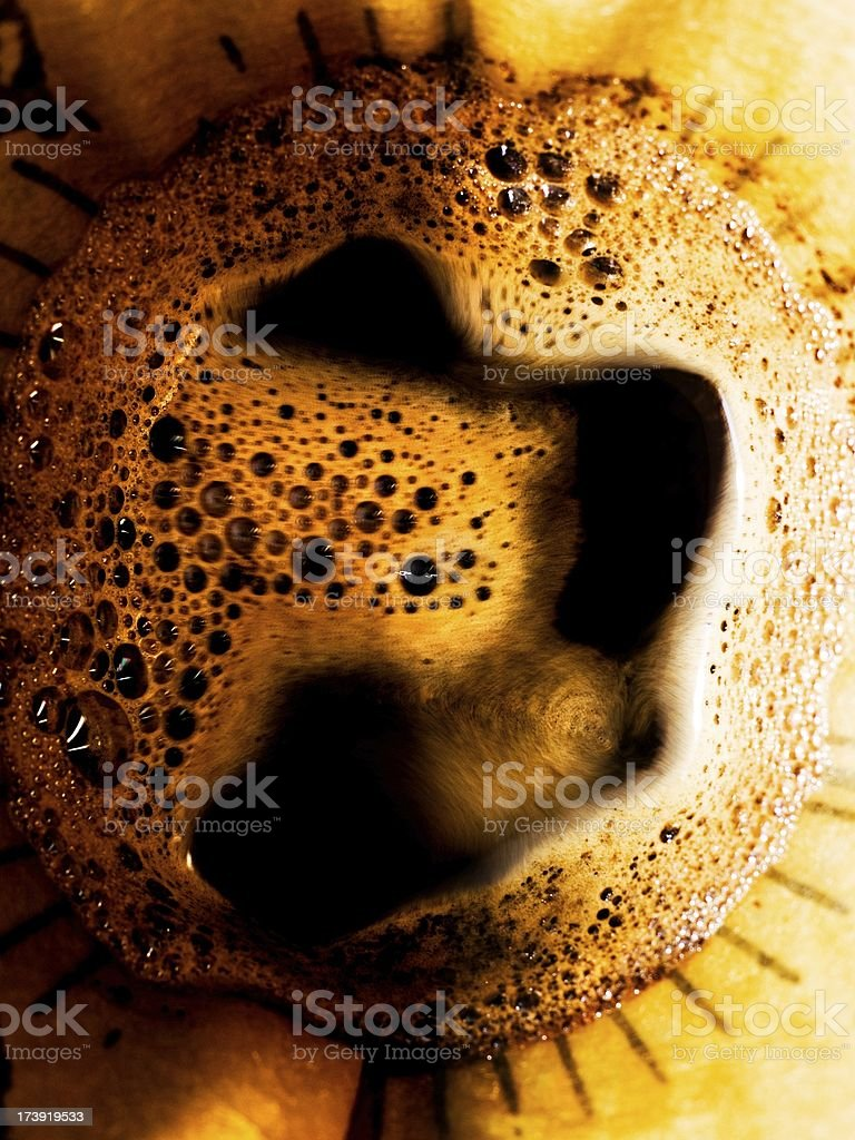 coffee cooking royalty-free stock photo