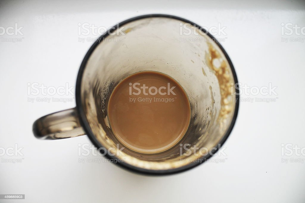 Coffee Cup Background royalty-free stock photo