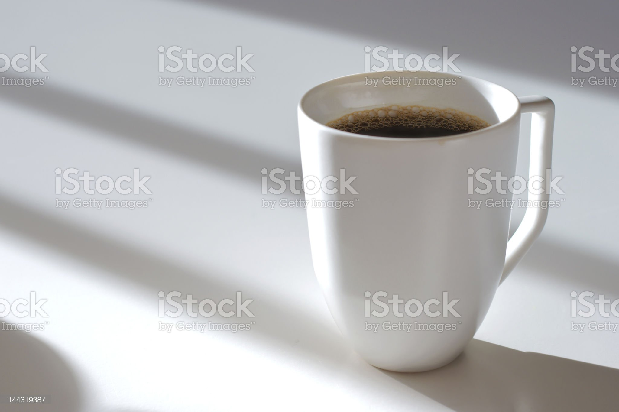 Coffee Cup I royalty-free stock photo