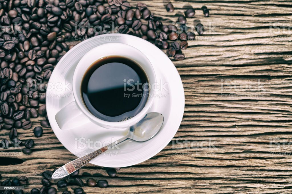 Coffee cup. stock photo