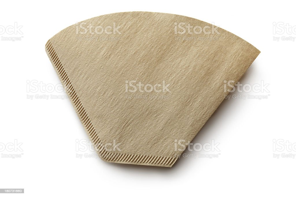 Coffee: Filter royalty-free stock photo