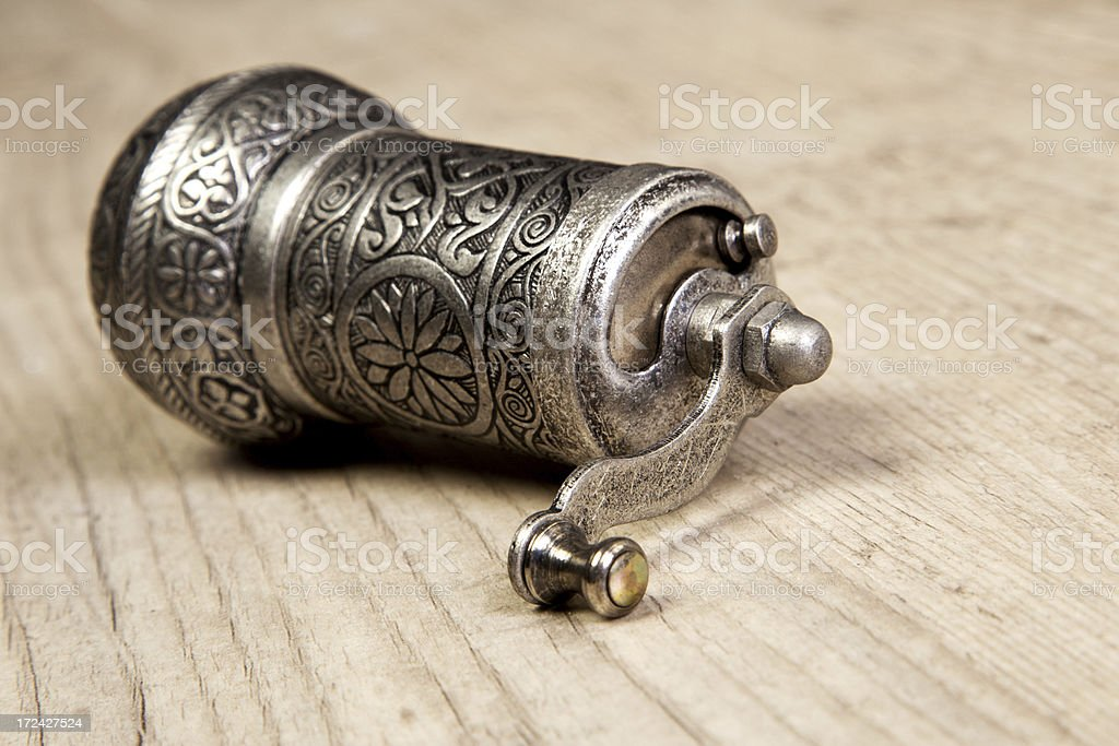 Coffee grinders royalty-free stock photo