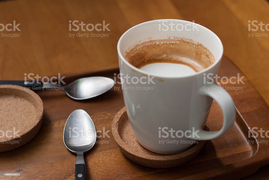 Coffee, Hot Coffee, Caffe Latte, cafe stock photo