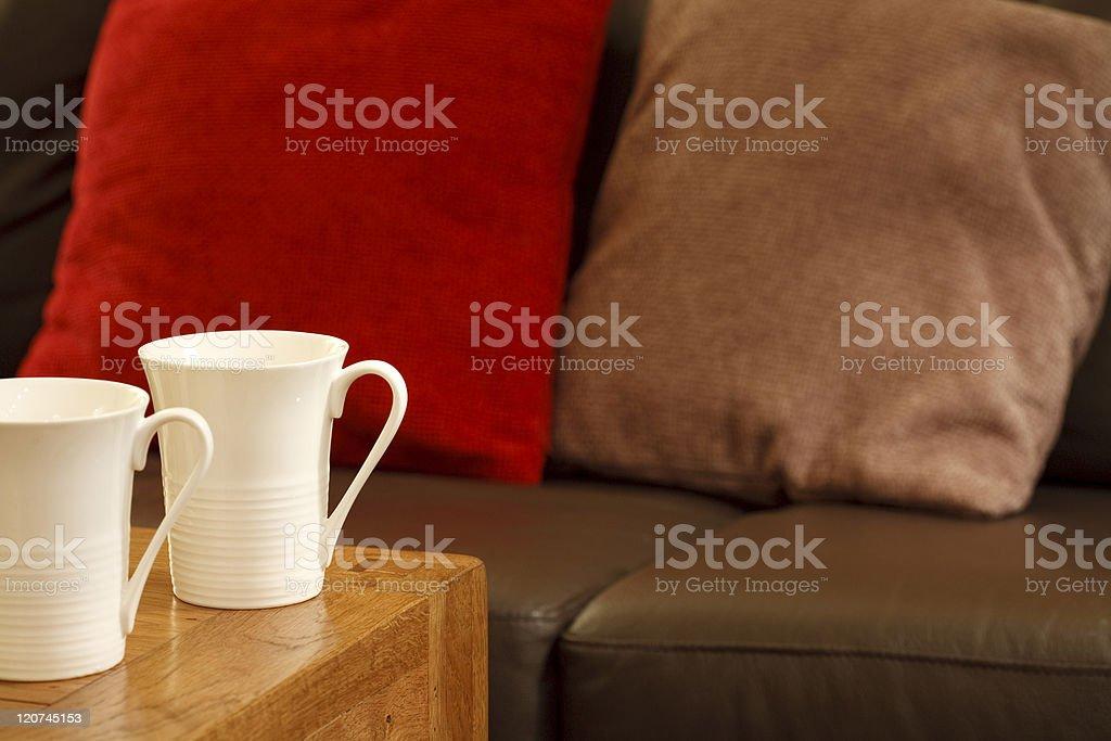 Coffee house royalty-free stock photo