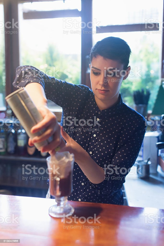 Coffee, Just The Way You Like It! stock photo