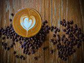 coffee latte love