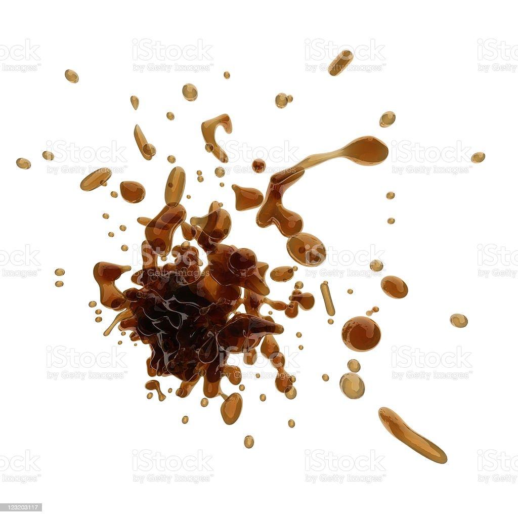 Coffee like drink royalty-free stock photo