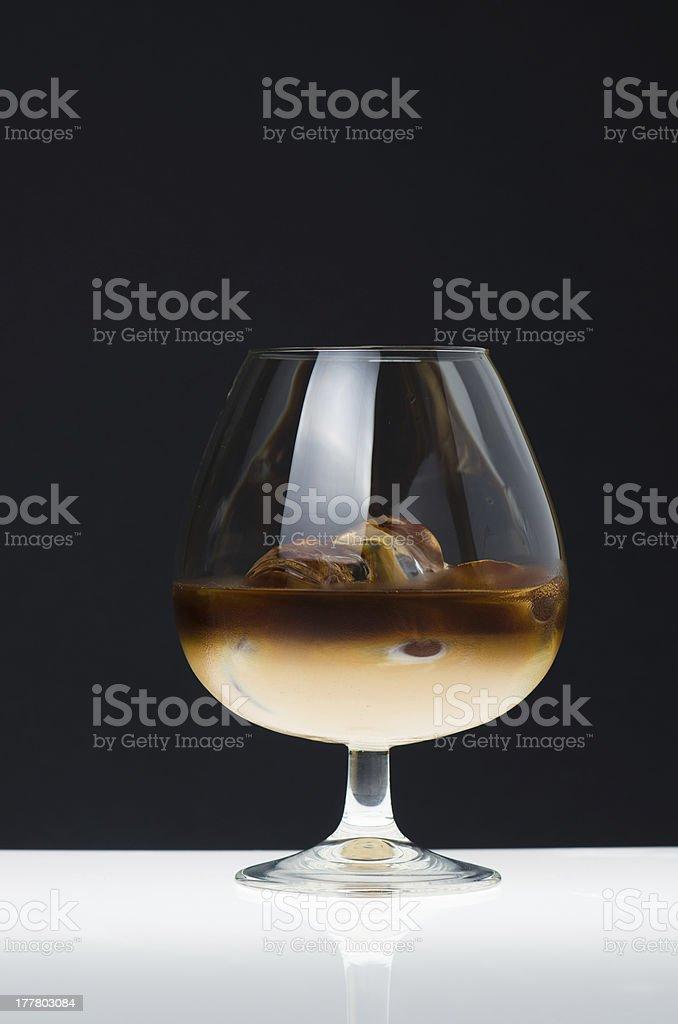 Coffee Liqueur stock photo