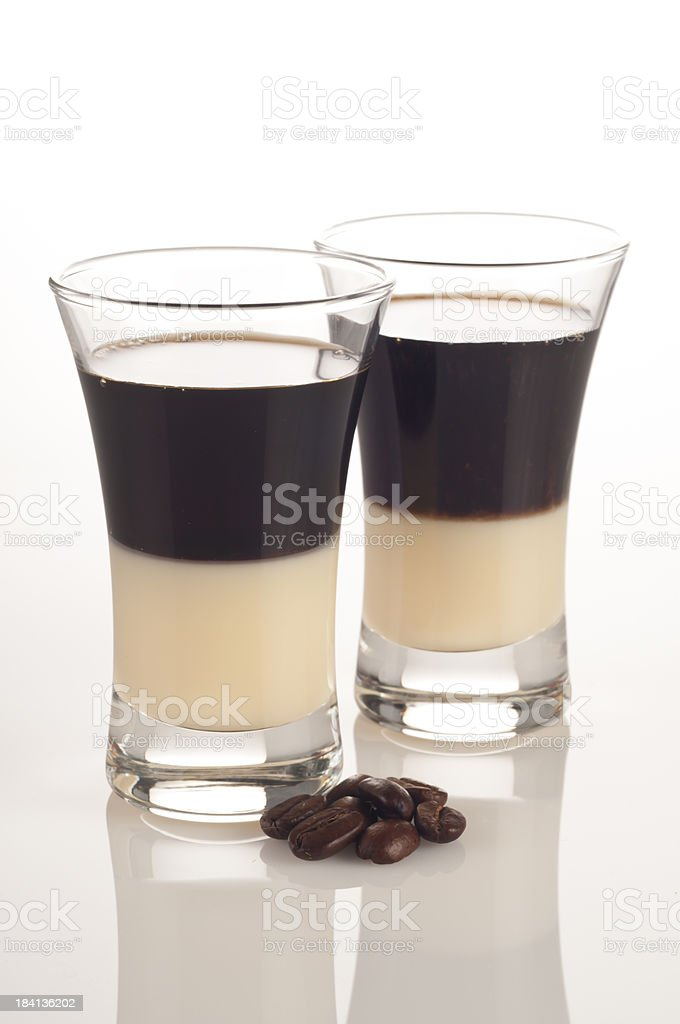 Coffee Liquor stock photo