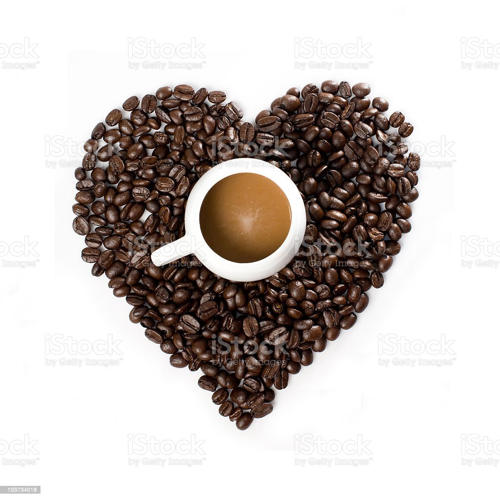 Coffee Lover Concept royalty-free stock photo