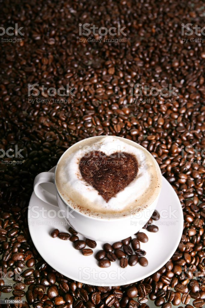 Coffee Lover royalty-free stock photo