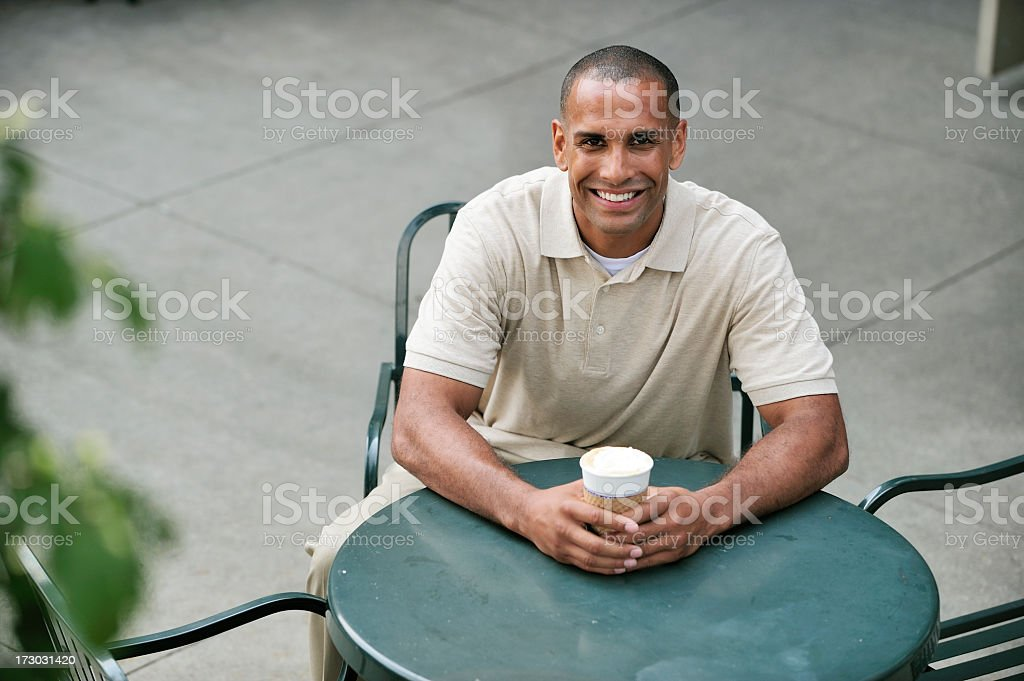 Coffee Lovers Series royalty-free stock photo