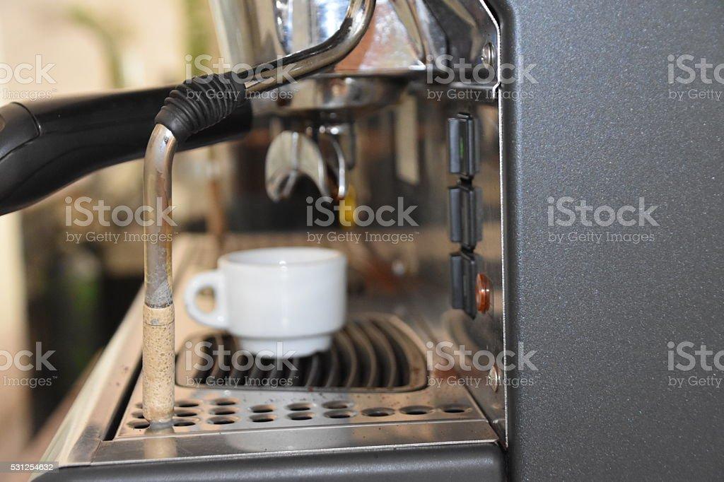 coffee machine, Espresso Machine stock photo