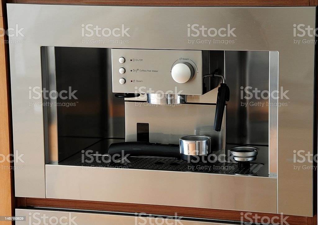 coffee maker royalty-free stock photo