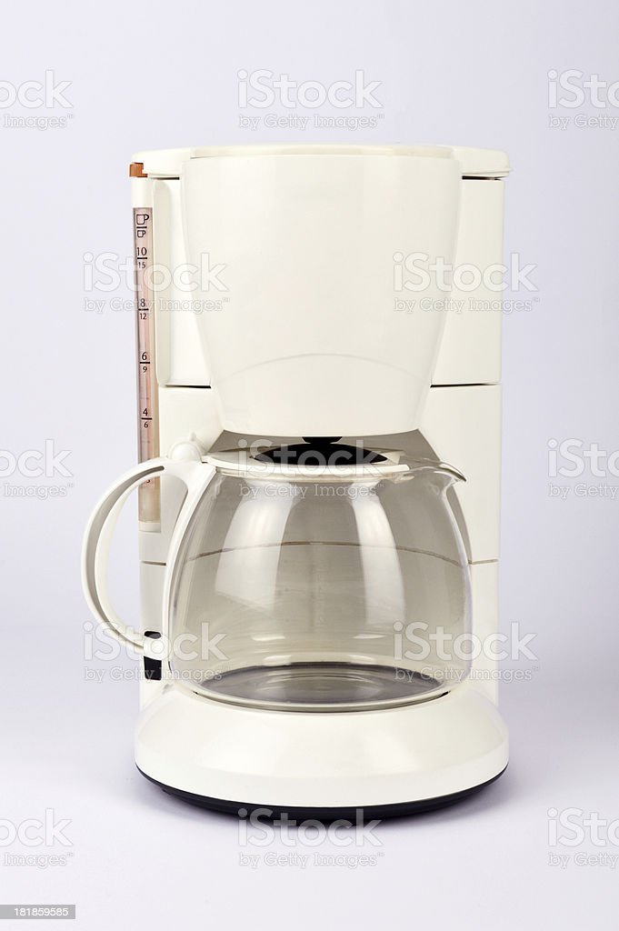 Coffee Maker (Click for more) stock photo