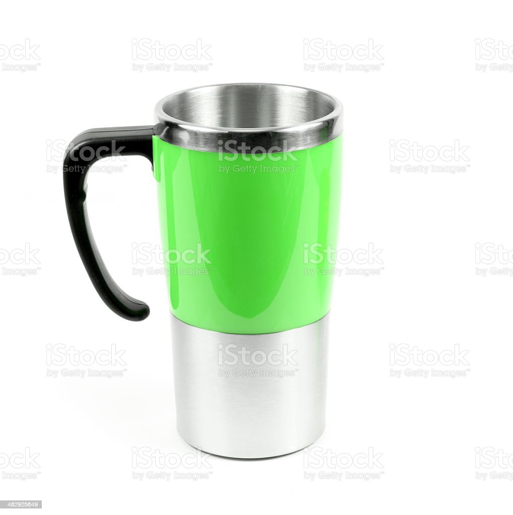 Coffee Mug isolated on white background royalty-free stock photo