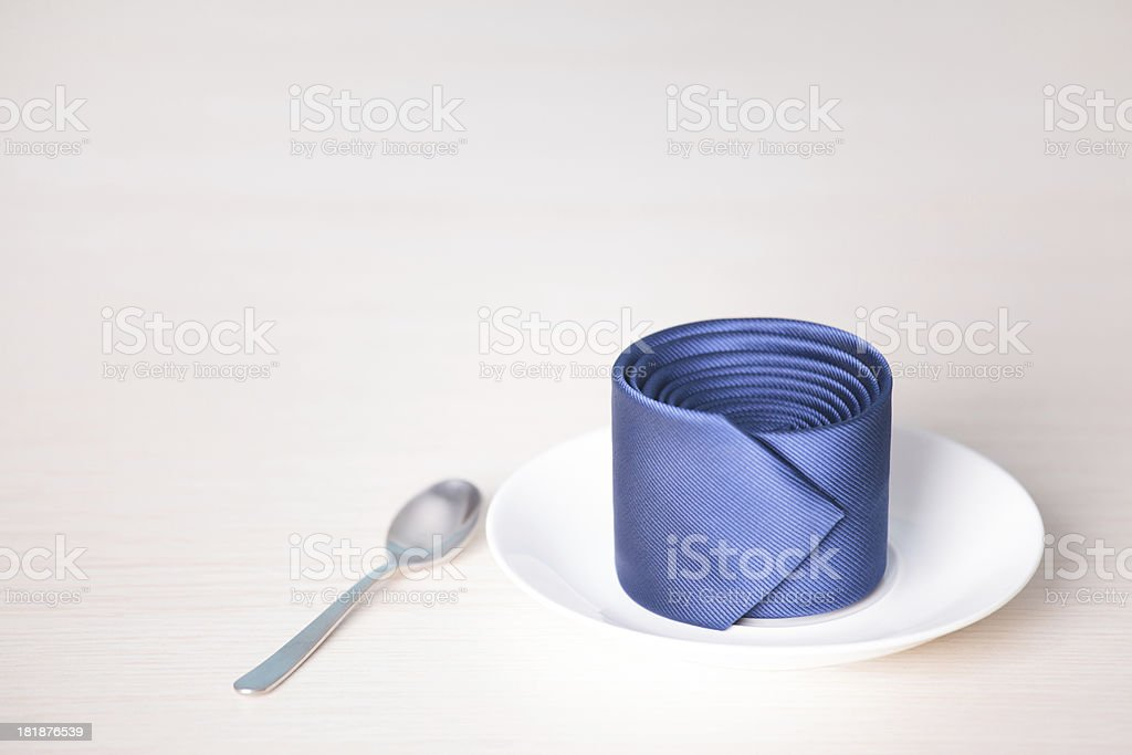 Coffee on the desk royalty-free stock photo
