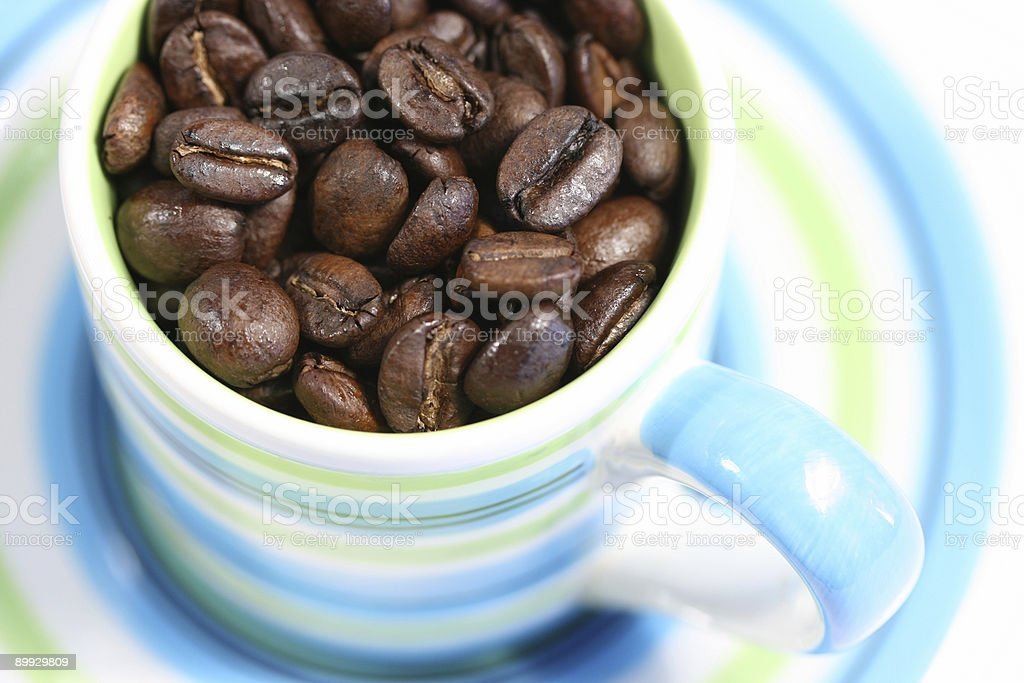 Coffee on your mind! royalty-free stock photo