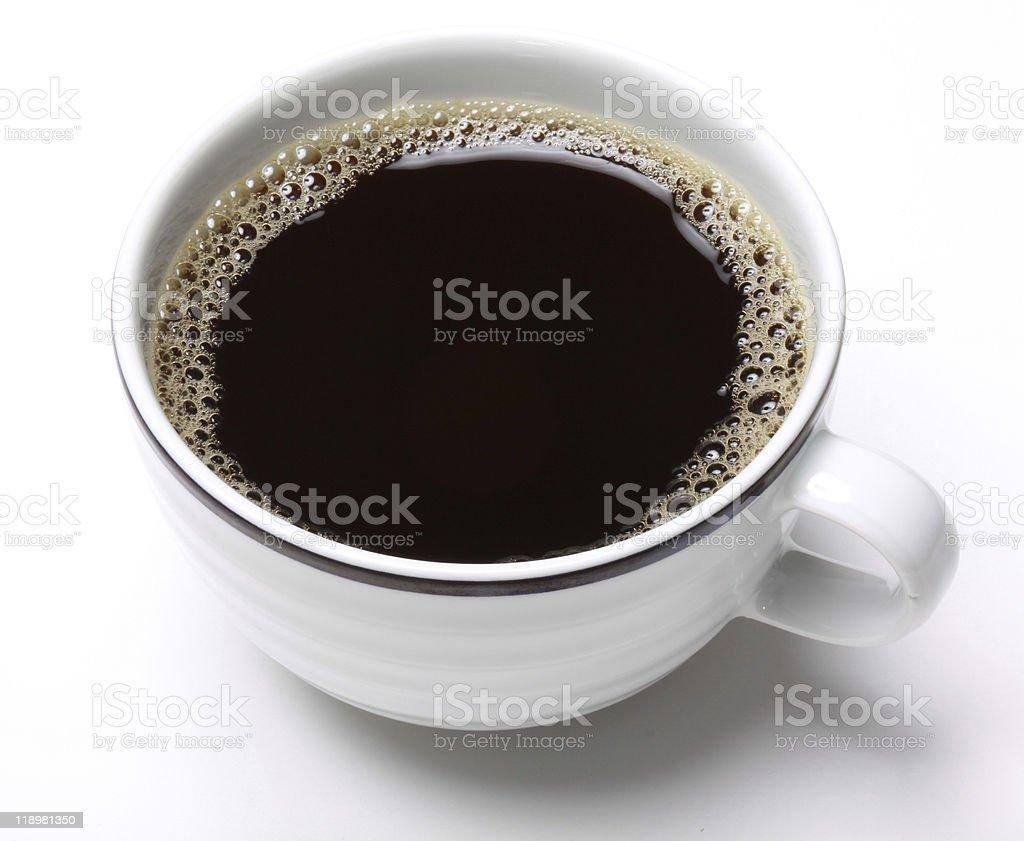 Le Café photo libre de droits