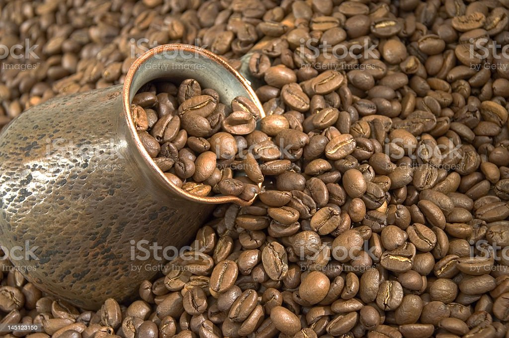 Coffee. royalty-free stock photo