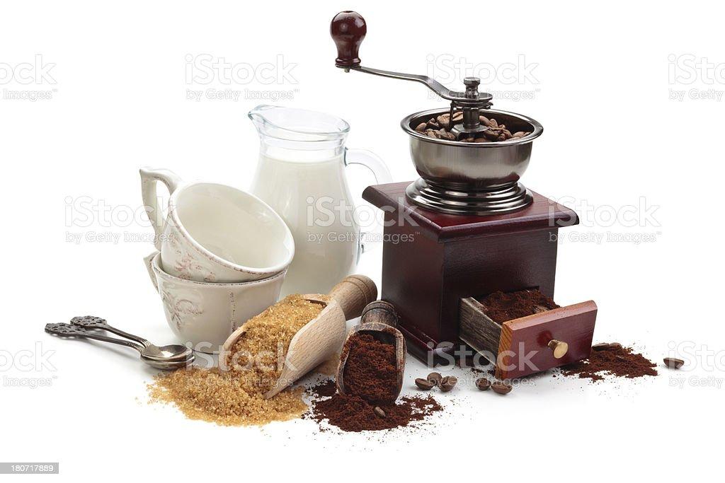 Coffee. royalty-free stock photo