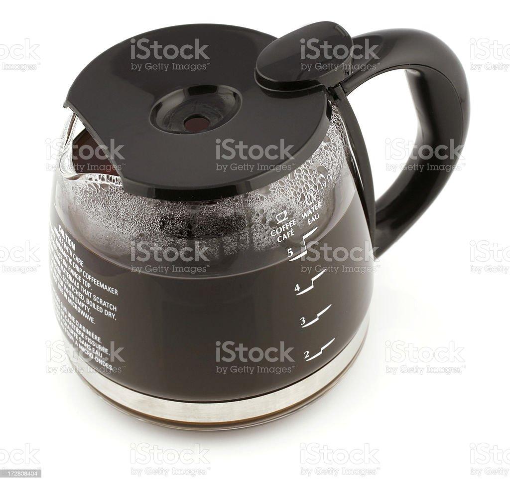Coffee Pot stock photo