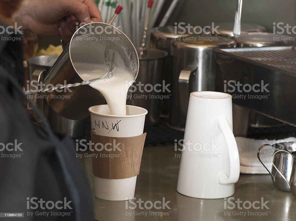 Coffee Shop Series stock photo